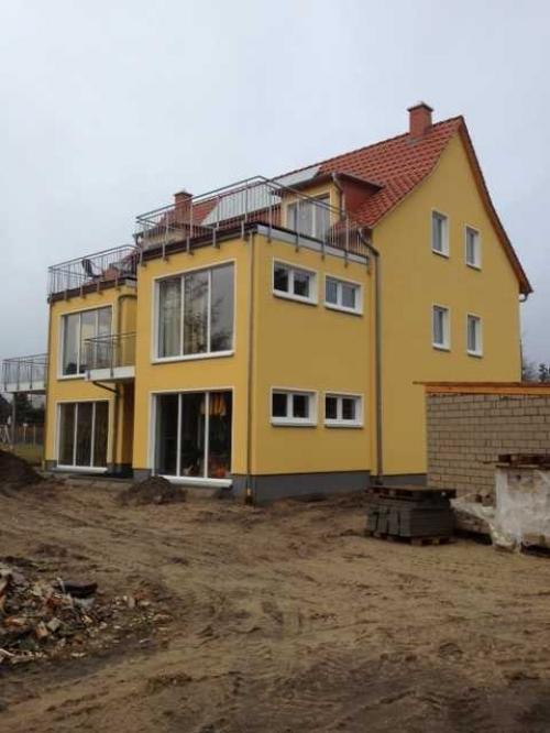 Mehrfamilienhaus Bild 1 - Fensterbau Jüngling, Bergen auf Rügen