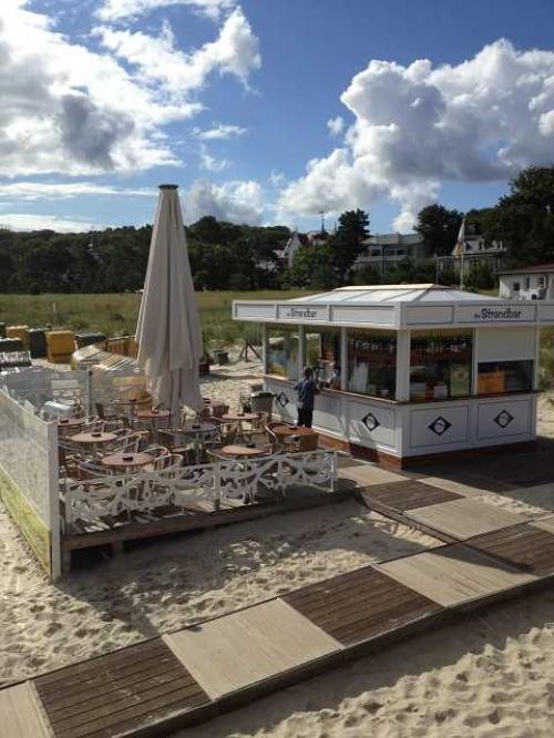 Strandbar und Grill Bild 1 - Fensterbau Jüngling, Bergen auf Rügen