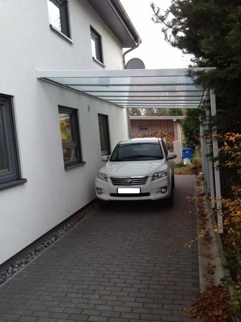 Carport Bau Rügen
